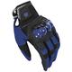 Blue/Black Mach 6.0 Gloves