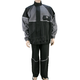 Black/Gray AX-1 Rainsuit