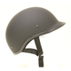 Flat Black EX Polo Half Helmet