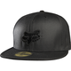 Black Prime Fitted Hat