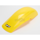 Universal MX Yellow Rear Fender - PP01109101