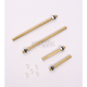 5mm Brass Carb Adapters - 08-0013