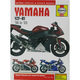 Motorcycle Repair Manual - 3754