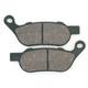 Organic Kevlar Brake Pads - 1720-0218