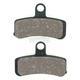 Organic Kevlar Brake Pads - 1720-0217