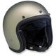 Flat Titanium Bonanza Helmet