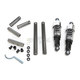 Chrome Slammer Kit - 90/130 Spring Rate (lbs/in) - B28-1000