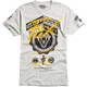 Silver Vega Slim Fit T-Shirt