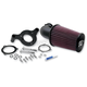 Textured Black Air Charger Performance Intake Kit - 63-1125