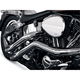 187 Exhaust System w/Lazer Cut Tip - LA-1187-00