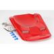 Superbike Rear Red Undertail Fender Eliminator - H02RR-SB-RED