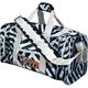 White/Black Hazard Duffle Bag - 2708