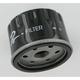 Black Oil Filter - 0712-0107