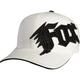 White New Generation Flex-Fit Hat