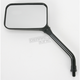 Black Universal Rectangular Mirror - 20-78217