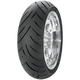 Rear Storm 2 Ultra Sport/Sport-Touring Radial 160/70VR-17 Blackwall Tire - 90000001125