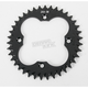 Rear Aluminum Black Sprocket - 203K-38