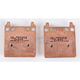 DP Sintered Brake Pads - DP916