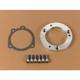 Air Cleaner Adapter for 40mm CV Carburetor-Vertical - JT-040337