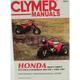 Honda ATV Repair Manual - M455