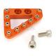 Orange Large Aluminum Tip - BTLOR