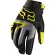 Yellow 360 Machina Gloves