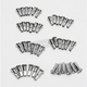 Standard Chrome Nipples for Drag Specialties Spoke Sets - DS-380112