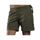 Womens Fatigue Green Haven Shorts