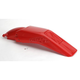 CR Red Rear Fender - 2040840227