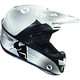 White/Black Force Cube Helmet