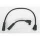 Black 8mm Pro Spark Plug Wires - 20031