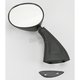 Black OEM-Style Replacement Round Mirror - 20-78272