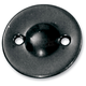 Black Dimpled Inspection Cover - B758