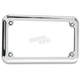 Through-Hole License Plate Frame - 910915C
