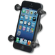 Ram Universal X-Grip Cell Phone Holder w/ 1 in. Ball - RAM-HOL-UN7B