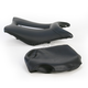 Track Low-Profile One-Piece Solo Seat with Rear Cover - 0810-H020