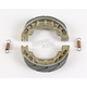 Sintered Metal Grooved Brake Shoes - 303G