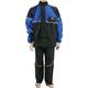 Black/Blue AX-1 Rainsuit