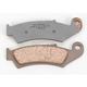 XCR Sintered Metal Brake Pads - M814-S47