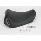 11 1/2 in. Wide Bare Bones LT Series Carbon Fiber Solo Seat - LC-006-CB