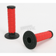 Red/Black 4 7/8 in. Cush Dual-Ply Grips - H10CHR