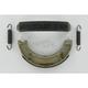 Sintered Metal Brake Shoes - M9152