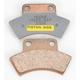 Sintered Metal Brake Pads - M909-S47