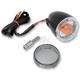Matte Black DOT-Approved Turn Signals - 2020-0417