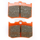Semi-Sintered (V) Brake Pads for Performance Machine 137 x 4B Caliper - FA216/3V