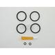 Rebuild kit for Performance Machine 4 Piston Calipers - 0052-3002