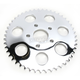 Chrome Rear 47 Tooth Wheel Sprocket - 1210-0981