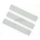 Silver 5-Gram Steel Quickstick Wheel Weights - 32-2413