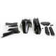 Black Full Replacement Plastic Kit - 2253110001
