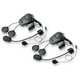 Sena SMH-5 Bluetooth Headset/Intercoms w/ Boom Microphones - SMH5D-01